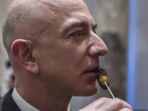 people Eating Roaches