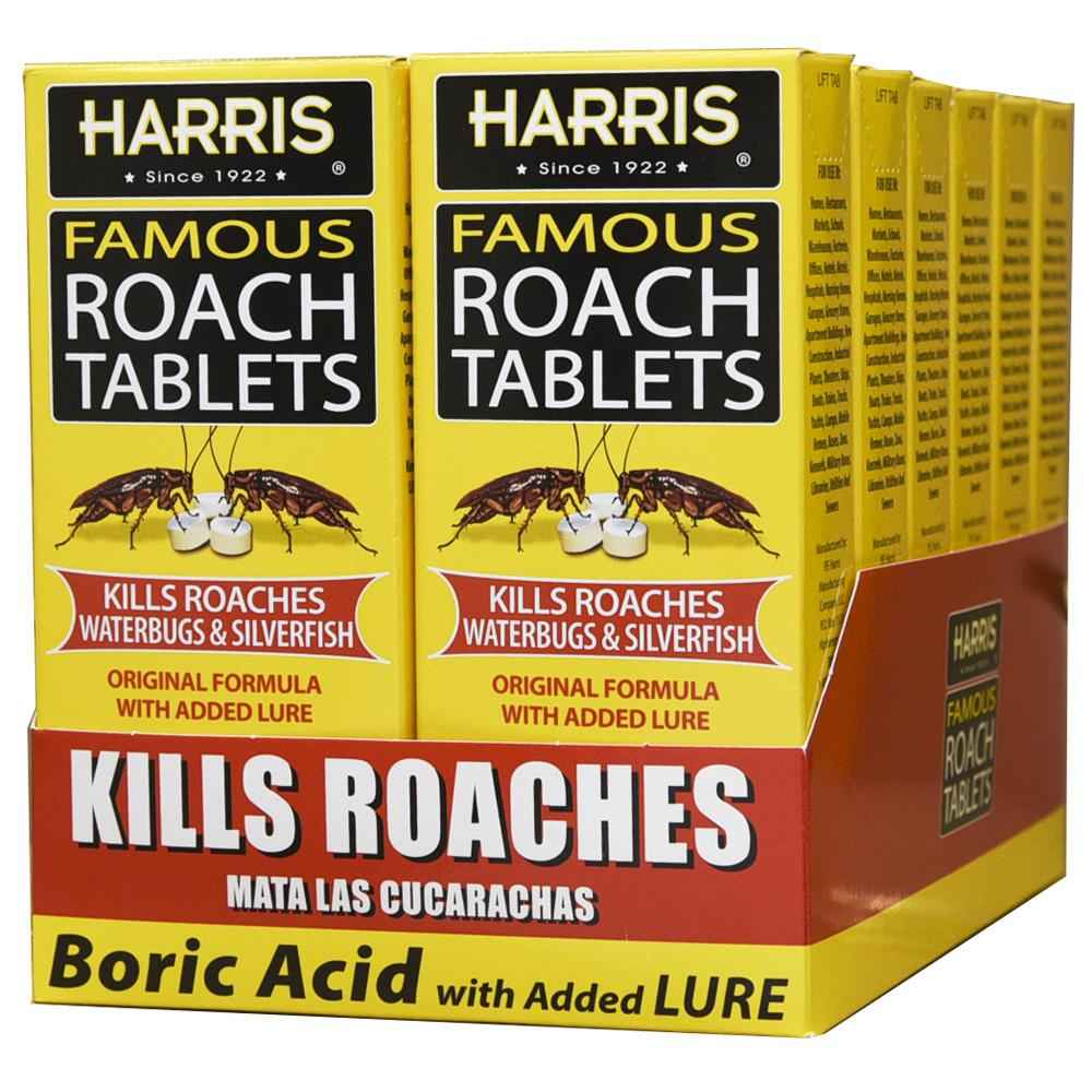 Harris Roach Tablets Review