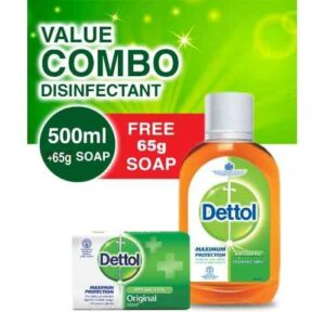 Can Dettol kill cockroaches